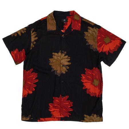 Obey Lou Woven Shirt - Black Multi