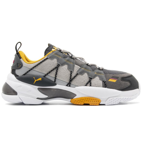 Puma LQD Cell Helly Hansen Sneaker - Gray