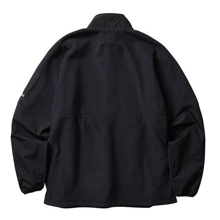 Liberaiders Polartec Zip Pullover sweater - Black