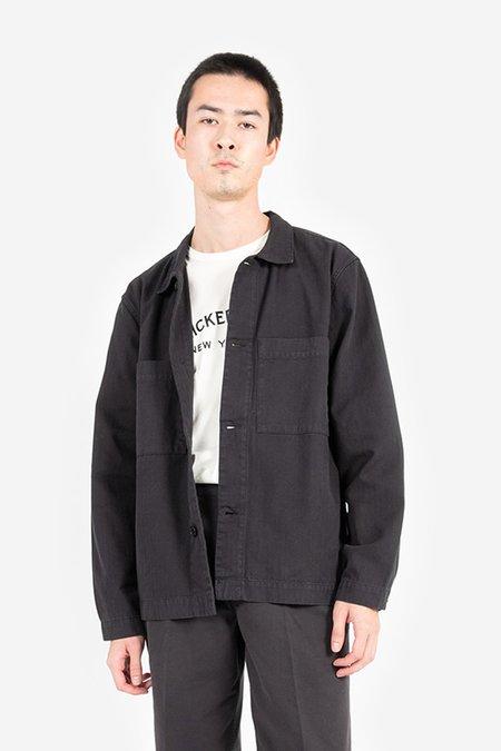 Knickerbocker Chore Shirt - Black