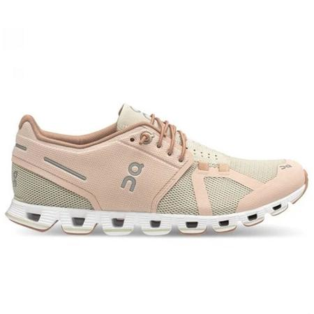 ON Running Women's Cloud shoes - Rose/Sand