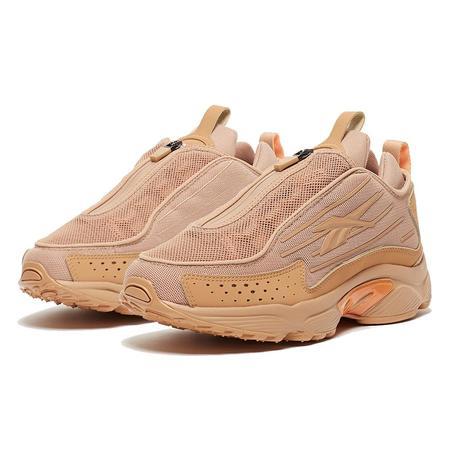 Reebok Women's DMX Series 2K Zip sneakers - BEIGE/SUNGLOW/FIELD TAN