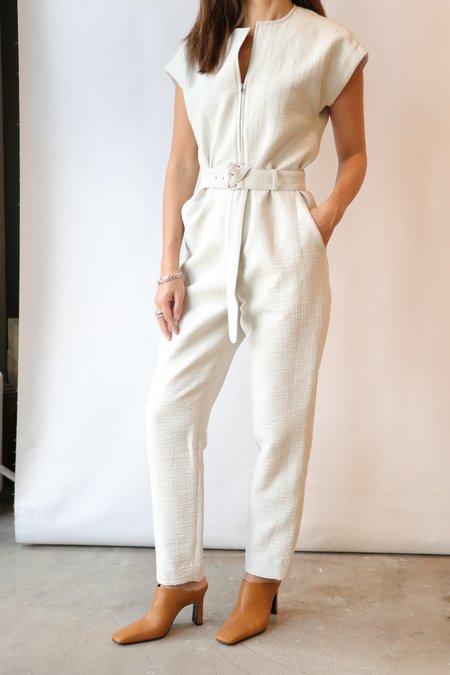 Rachel Comey Ranks Jumpsuit - Cement
