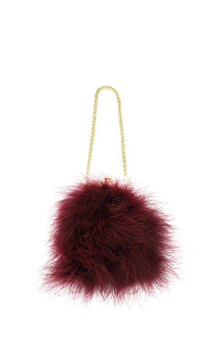 Dauphinette Small Cloudberry Bag - Beaujolais