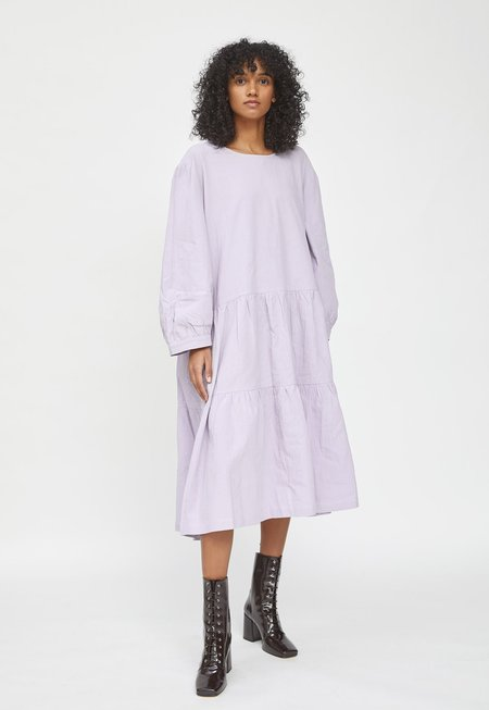 Toit Volant Sunday Market Dress - Lilac