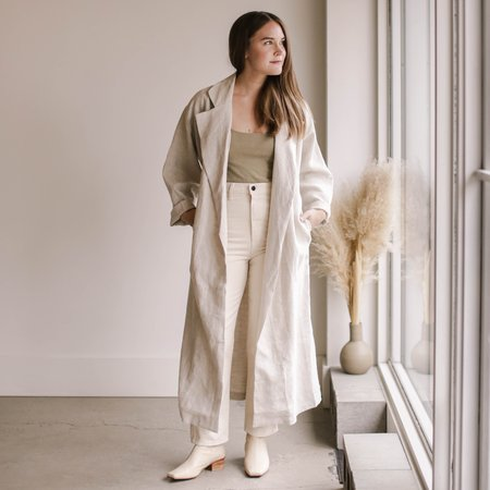 Ozma Carolina Trench - Oatmeal