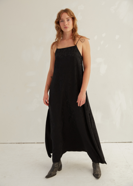 Anuk Fer slip dress - Black