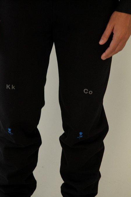 Kk Co Studio Sweatpant - Black