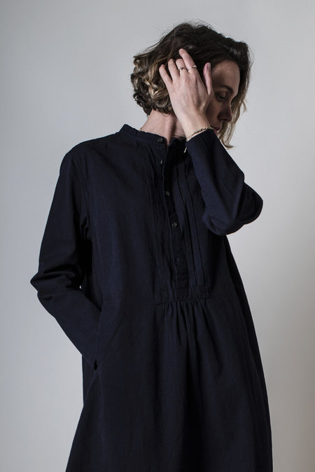 Blue Blue Japan Pullover Dress - Indigo