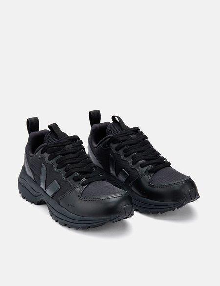Veja Venturi Ripstop Trainers - Black/Black
