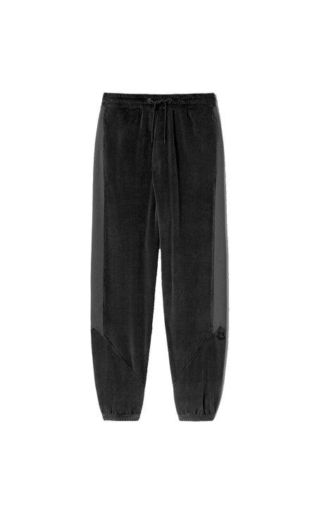 Kenzo Velvet Mix Jogging Pant - Black