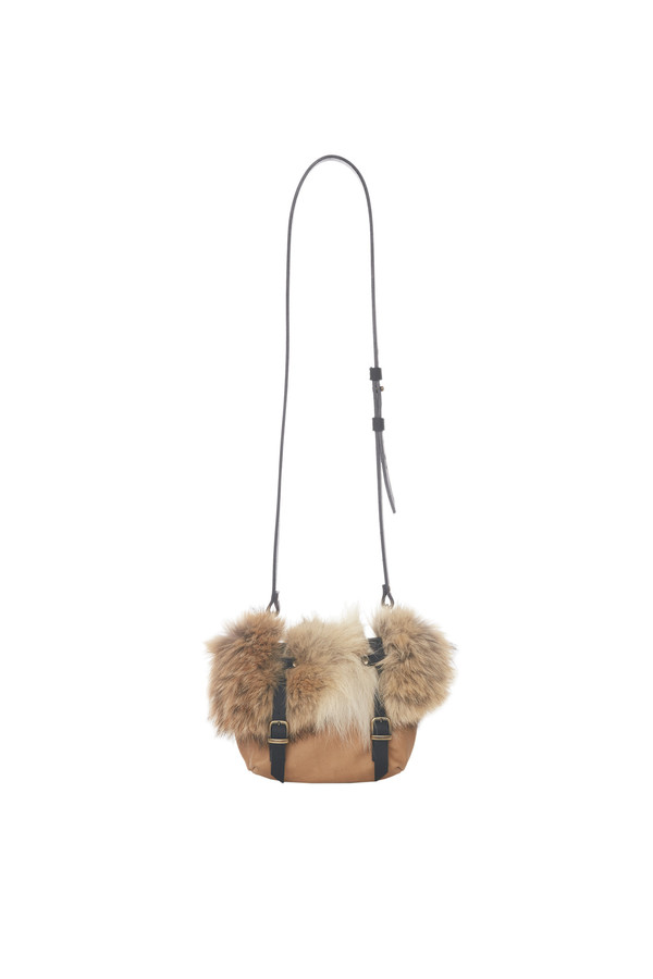 Lowell FRISCO FOURRURE DE COYOTE RECYCLÉE / RECYCLED COYOTE FUR