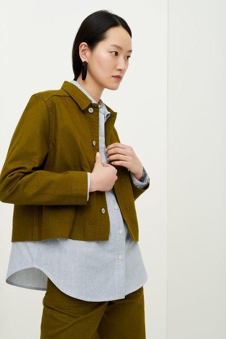 Kowtow Direction Jacket - Olive