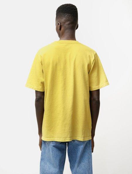 Paa Short Sleeve Pocket Tee - Mustard
