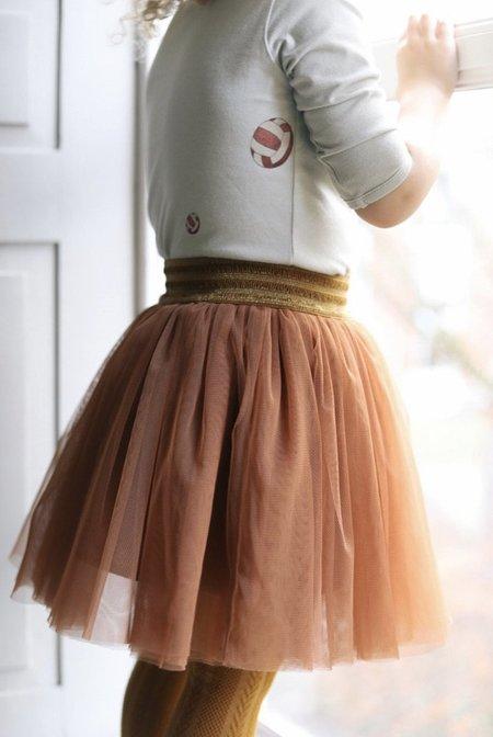 Murray & Finn Ballerina Skirt - Dark Honey