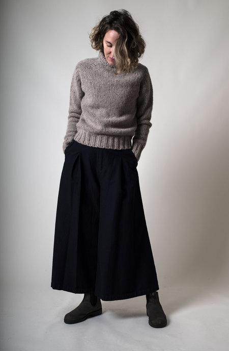 Blue Blue Japan Sashiko pants - Dark Indigo