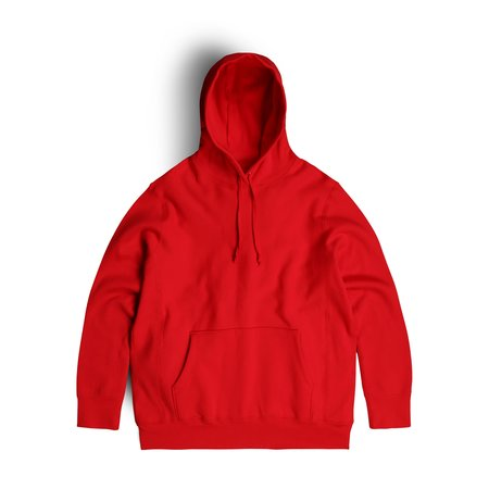 Robertson's Co. Standard Issue Pullover - Red