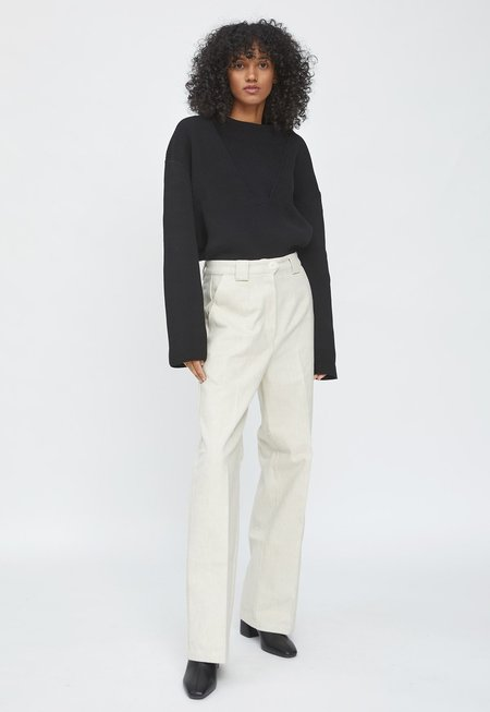 OPEN PLAN Wua Pant - White