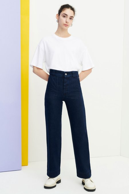 Kowtow Carpenter Jeans - Indigo Denim