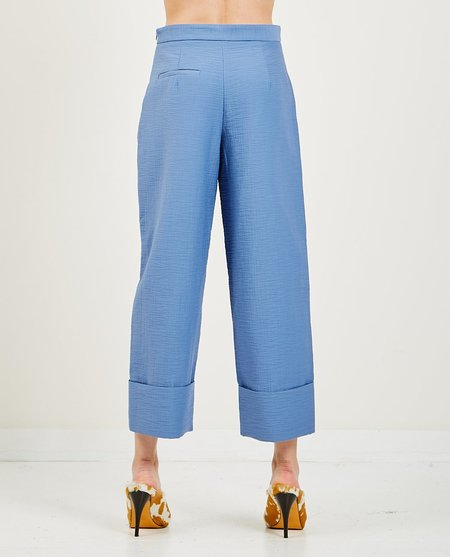 Rachel Comey Rotation Pant - Azure