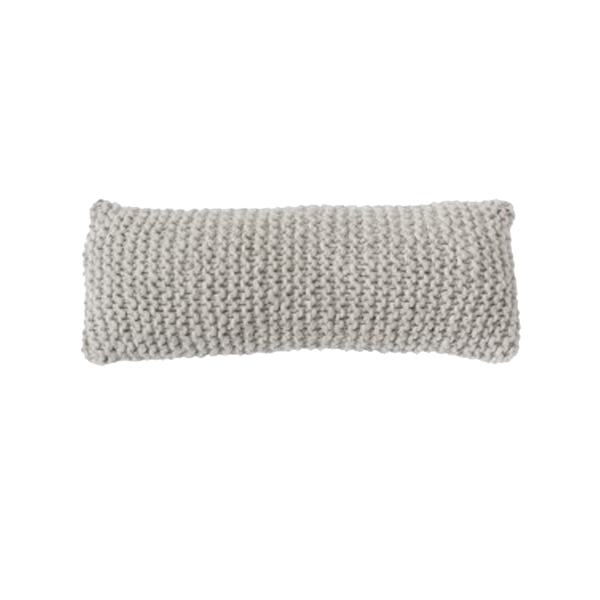 Zilalila Grey Fine Wooly Pillow - Dodo Les Bobos