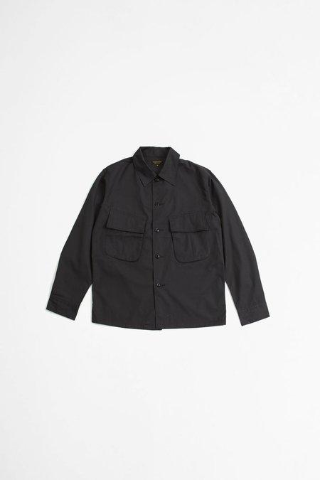 A Vontade Combat Short Jacket - Black