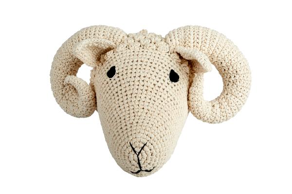Anne-Claire Petit Ram Trophy Head - Dodo Les Bobos