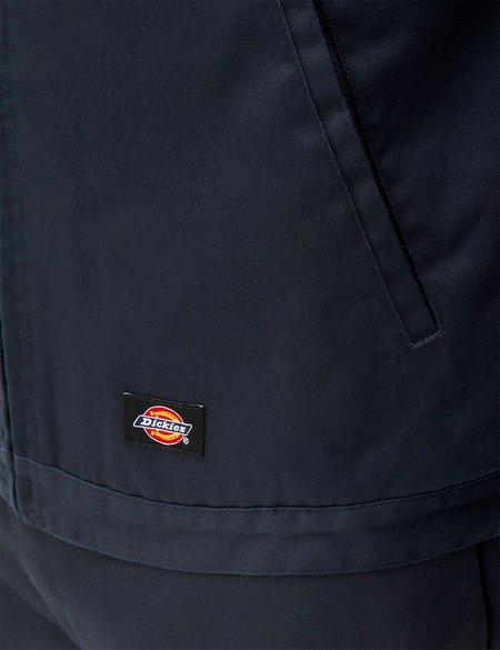 Dickies Gardere Reflective Tape Eisenhower Jacket - Dark Navy