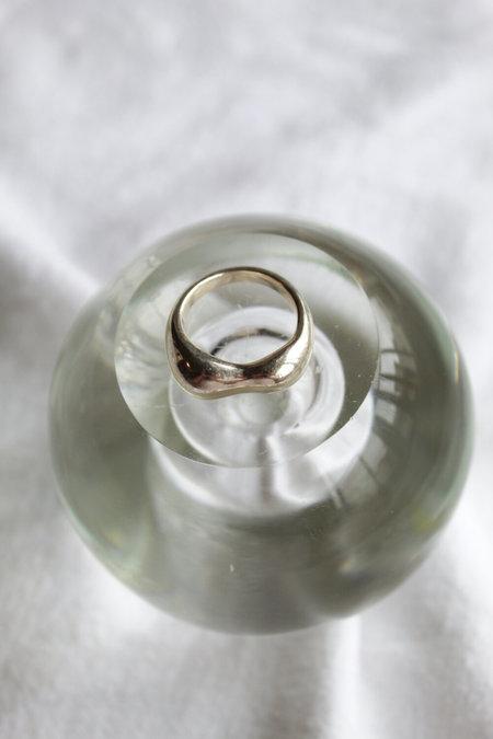 Suai Large Ona Ring - Silver