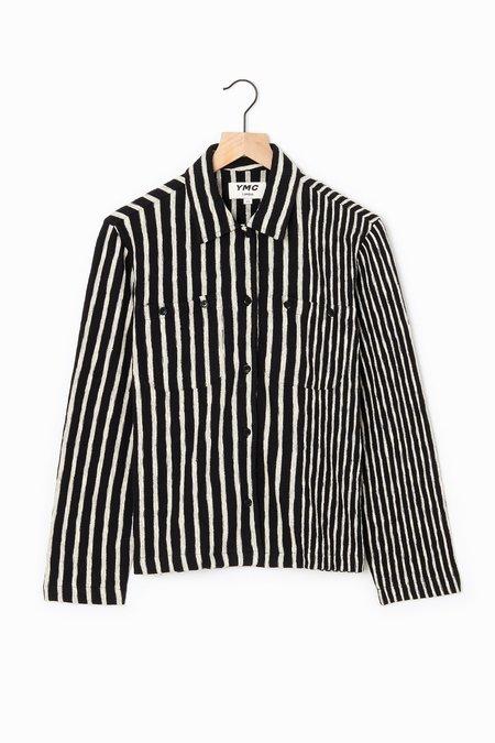 YMC Vegas Shirt - Ecru