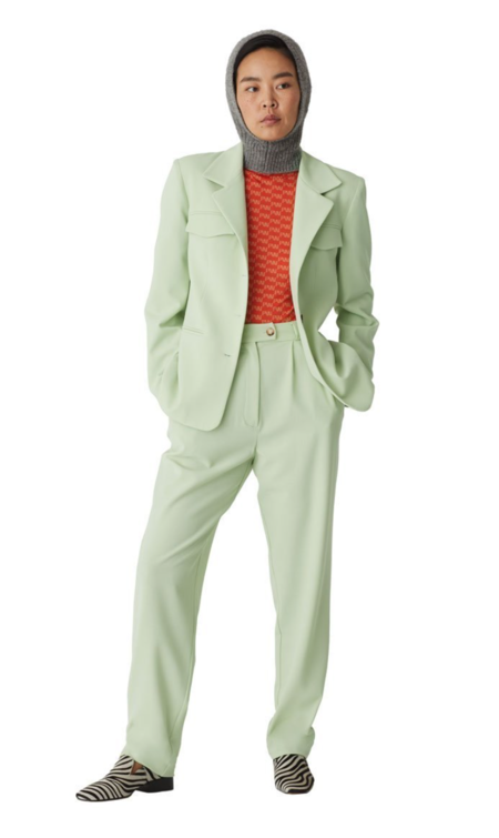 Paloma Wool Allen Pants - Mint