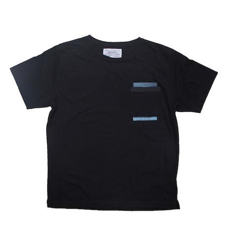 PEEL & LIFT Marx Pocket T-Shirt - Black