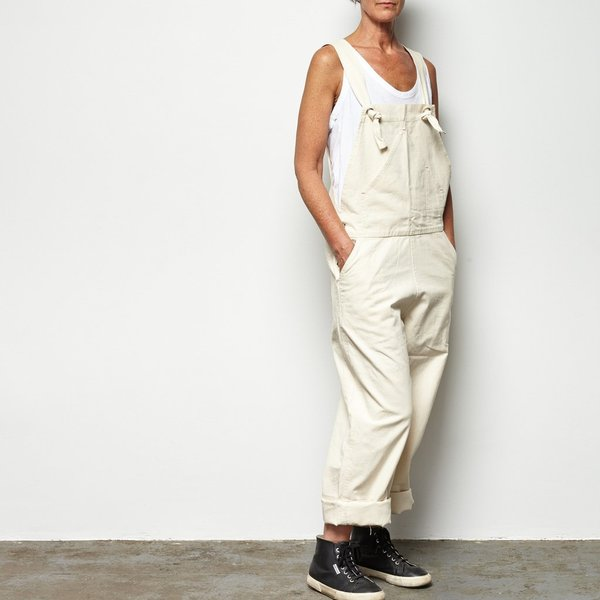 Utility Canvas Overall - Natural