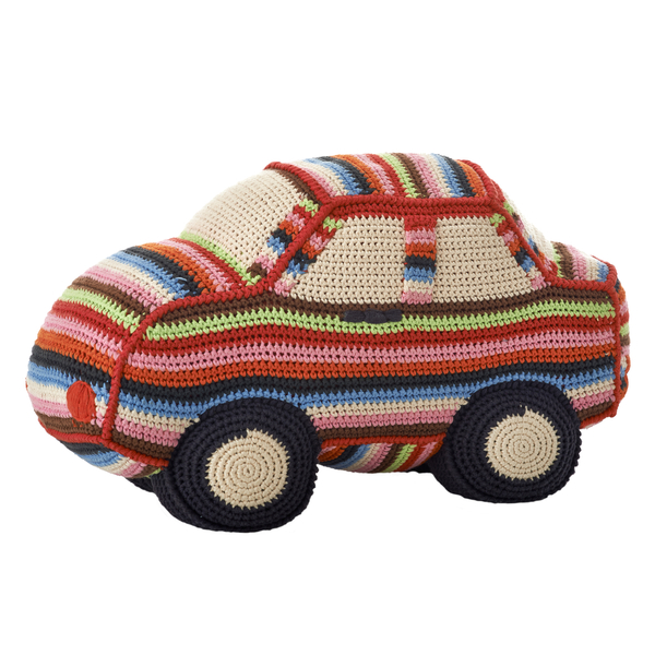Anne-Claire Petit Multi-Colored Toy Big Car - Dodo Les Bobos