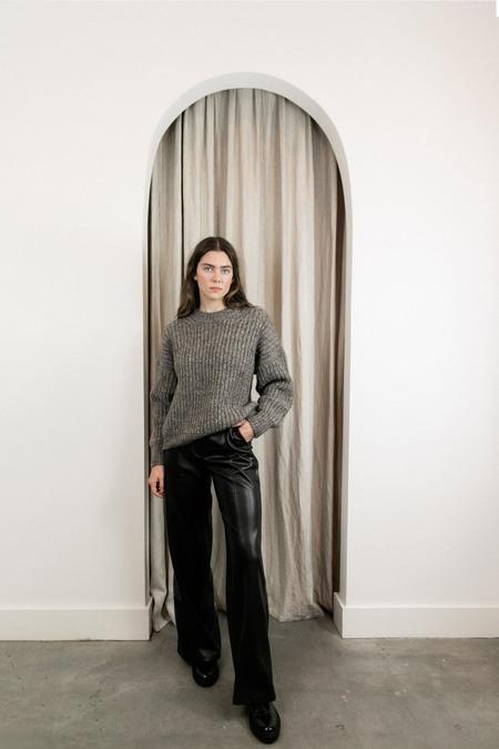 Lauren Manoogian New Fisherwoman Pullover - Ashwood