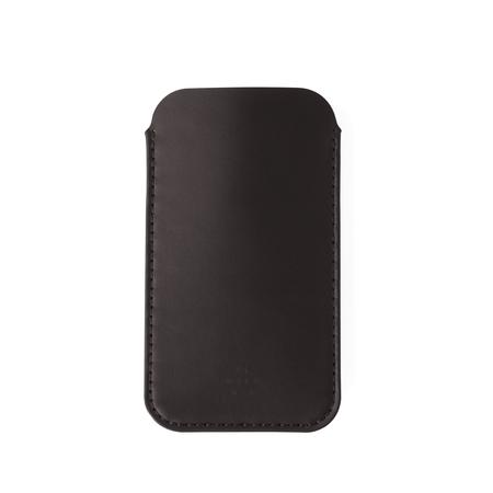 UNISEX MAKR iPhone Sleeve CASE - Horween Umber Latigo