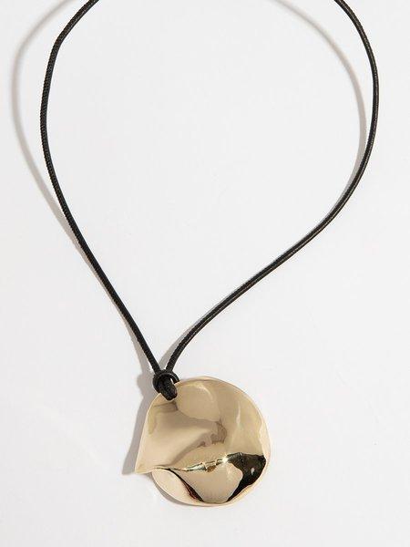 FARIS Medaille Necklace - Bronze
