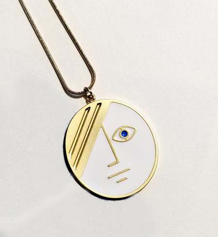 Matter Matters Phase Necklace