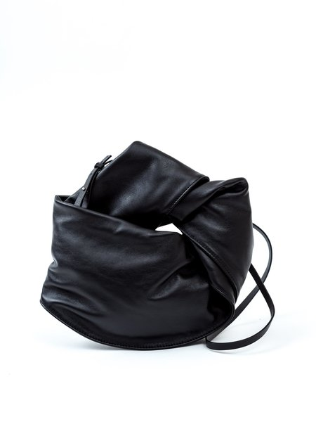 Y/project Infinity Mini Bag - Black