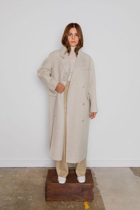 Unisex JOWA. Handmade Double Breasted Coat