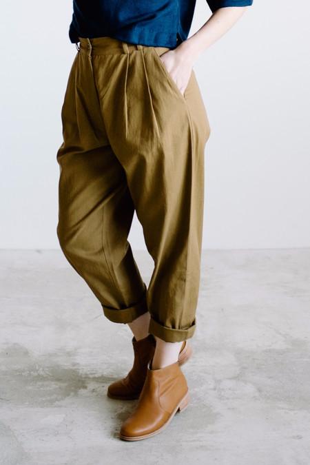 Wray Fielding Pant // Hazelwood