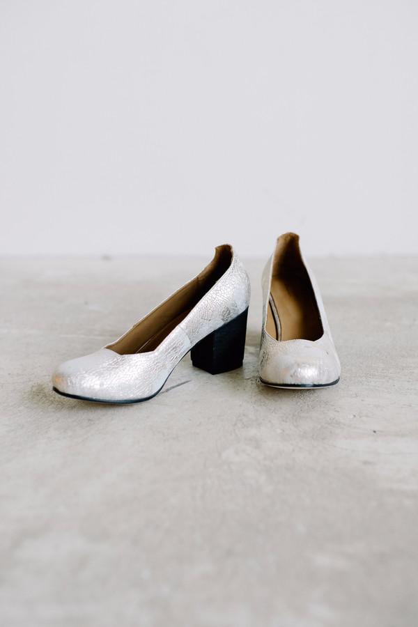 The Palatines Saturo // Silver Metallic