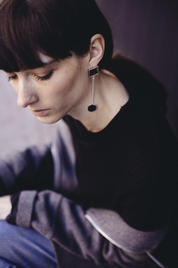 Tarin Thomas eden earrings