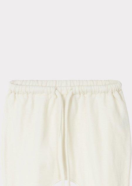 Kids Caramel Garganey Gifting Trousers - Cream