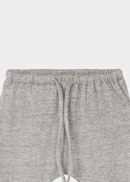 Kids Caramel Garganey Gifting Trousers - Grey Melange