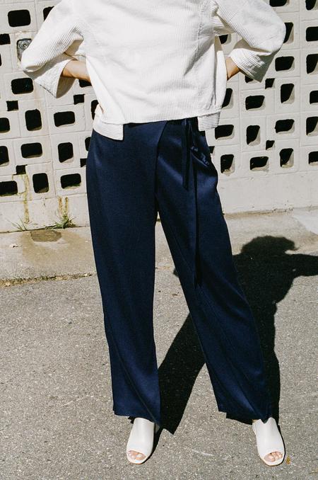 Shaina Mote Ori Pants - navy