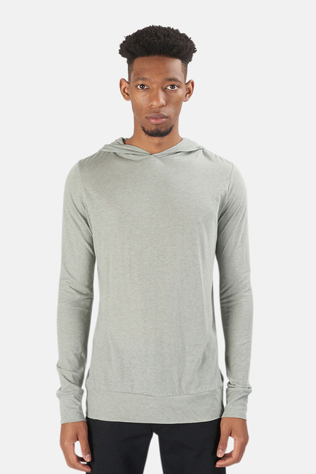 Blue&Cream 66 Pullover Hoodie Sweater - Military Green