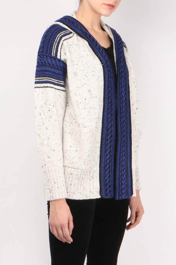sita murt Tweed Knit Jacket