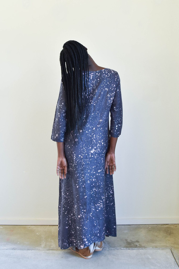 Osei-Duro Osei Duro Nima Dress in Midnight Blush