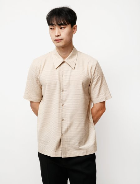 Sefr Mens Suneham Shirt - Office Check